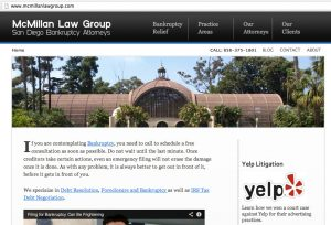 Yelp Sues Law Firm, McMillan Group, for Bogus Reviews