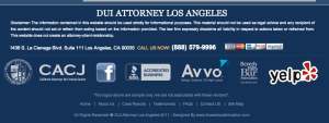More Horrific Attorney Marketing