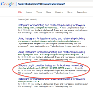LinkedIn Publishing Won't Eat Up Your SEO Traffic (and you won't get Google penalized either)