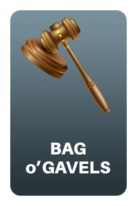 Bag 'o Gavels