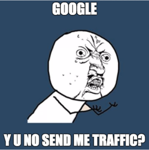 Why Your Content Sends You Zero Traffic