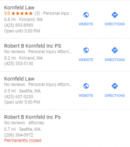 Managing Duplicate Google My Business Listings in a Post Map Maker World