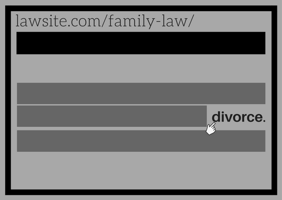 lawsite internal link example