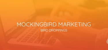 Mockingbird Marketing Bird Droppings