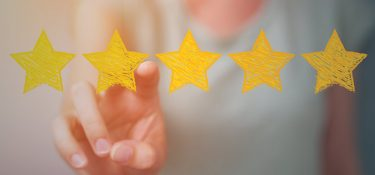 Increase positive reviews