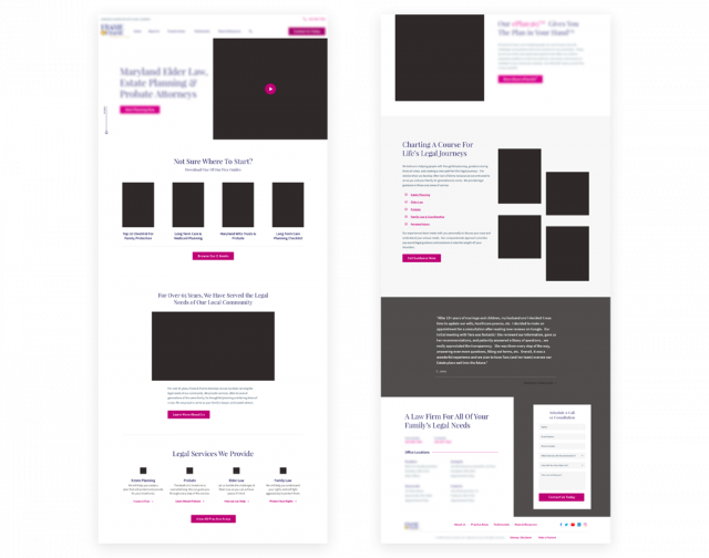 Client Wireframe